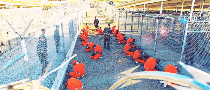 The Brad Thor novel that predicted the release of five of the most dangerous Gitmo detainees…seven years ago