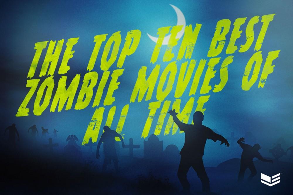 Brad Thor's Top 10 Zombie Movie Picks