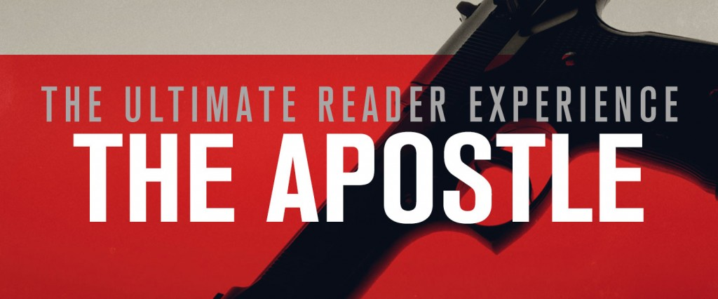 Ultimate Reader Experience The Apostle Header