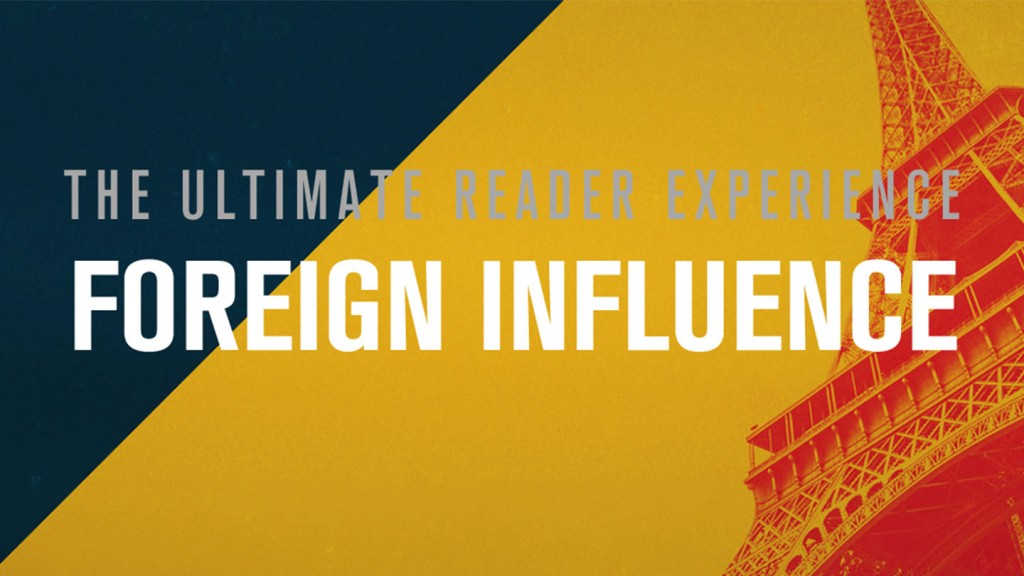 Foreign Influence