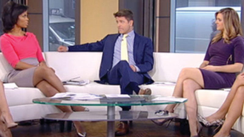 Brad Thor discusses Code of Conduct on Outnumbered