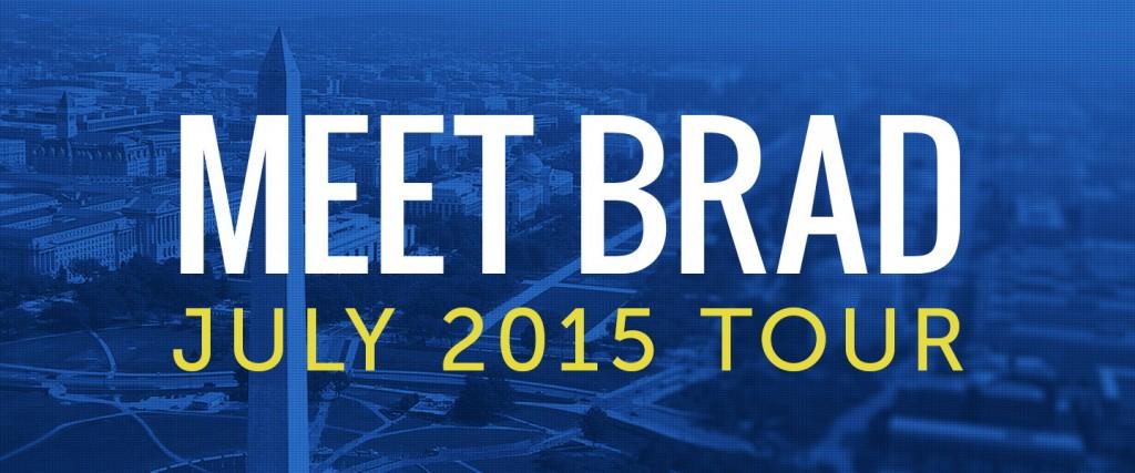 2015 Tour Meet Brad Thor