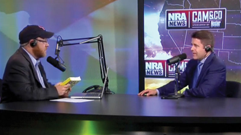Brad Speaks with Cam Edwards of NRA News