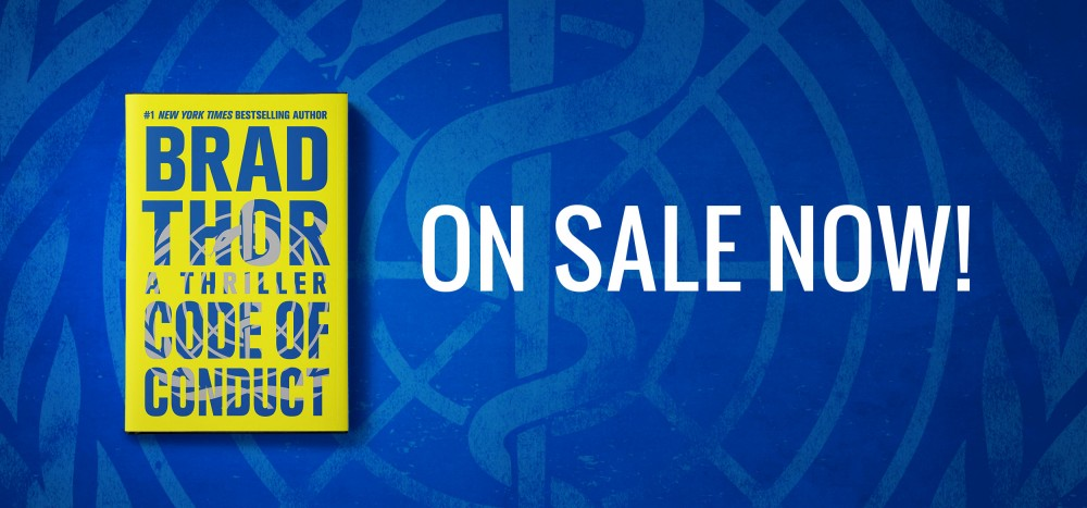 Code of Conduct Is On Sale Now!