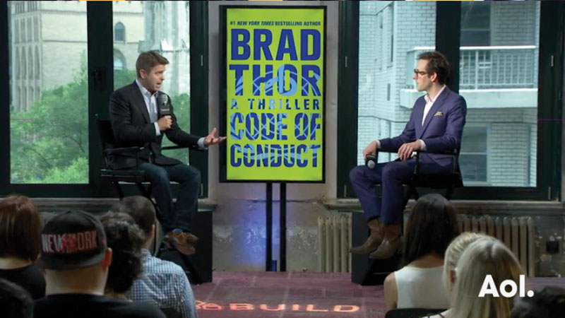 Brad Talks with AOL Build about Code of Conduct