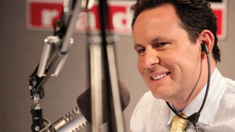 Brad Talks With Kilmeade & Friends on Fox News Radio