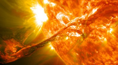 The White House Is Preparing For A Catastrophic Solar Flare Event
