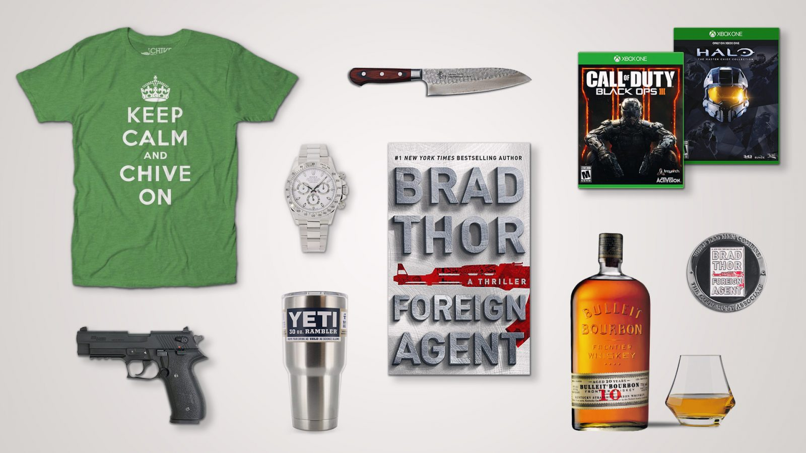 Scott Harvath's products from Foreign Agent
