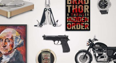 Top Gear from Hidden Order