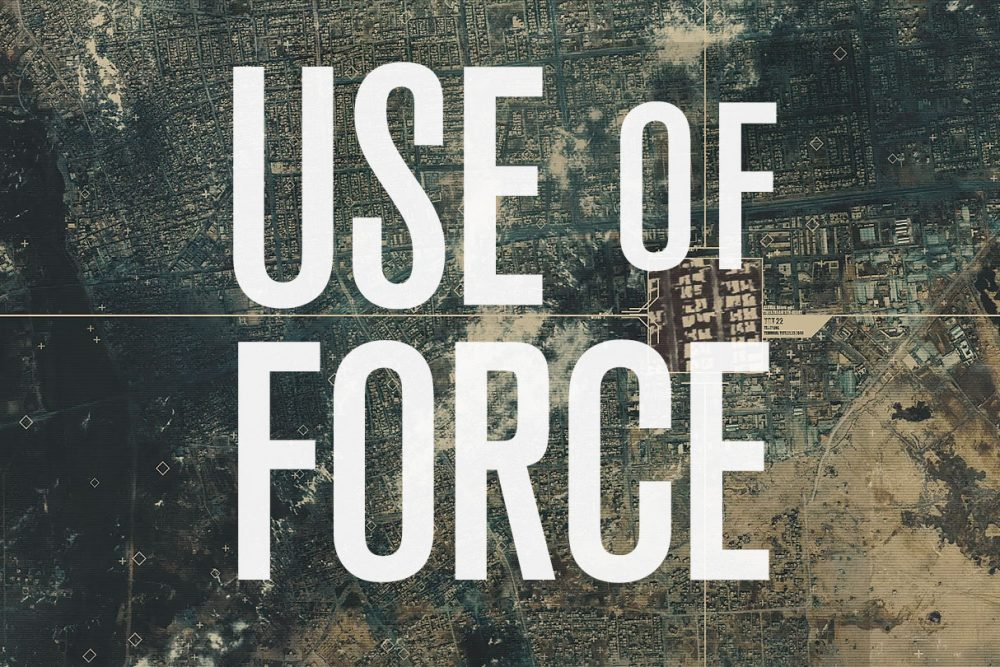 Sneak Peek: Use of Force