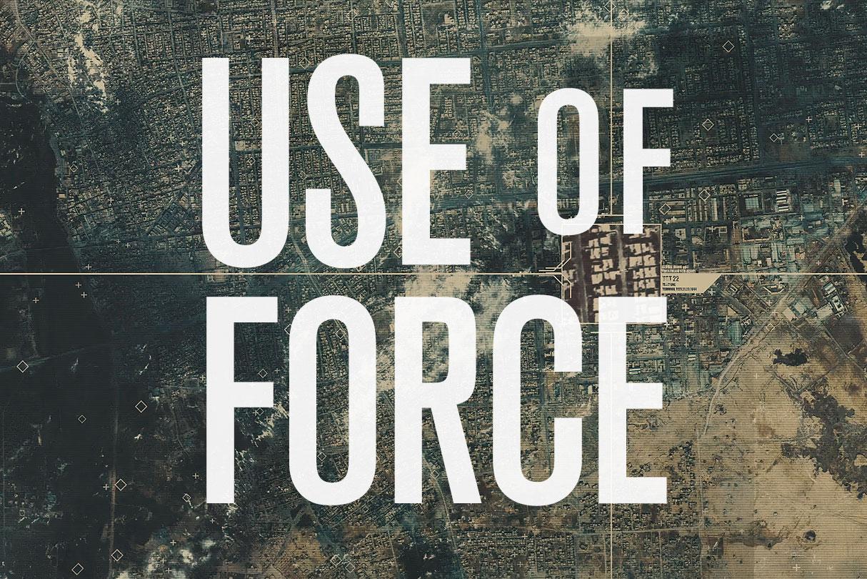 Sneak Peek: Use of Force - Brad Thor