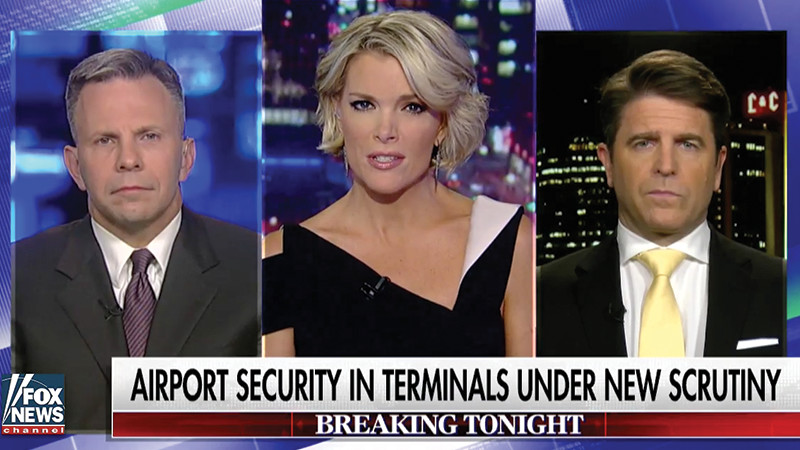 The Kelly File: Brad's Analysis Of Airport Attack