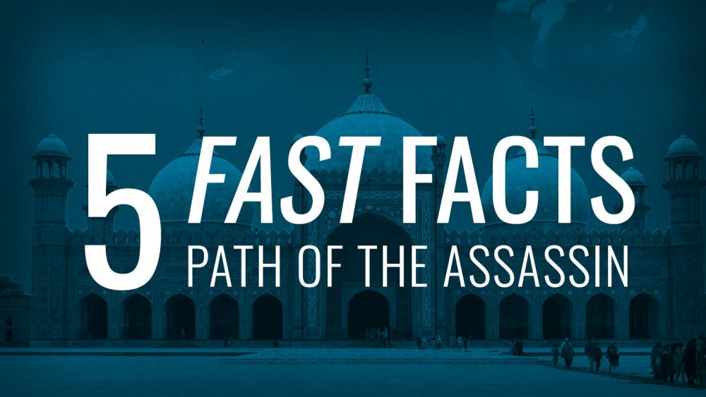 5 Fast Facts: Path of the Assassin