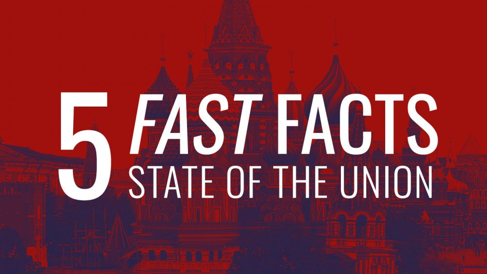 5 Fast Facts: State of the Union