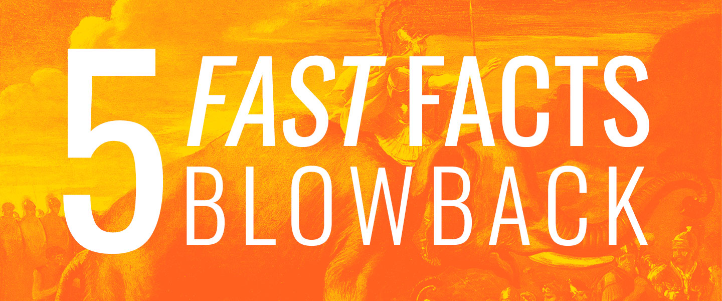 5 Fast Facts - Blowback