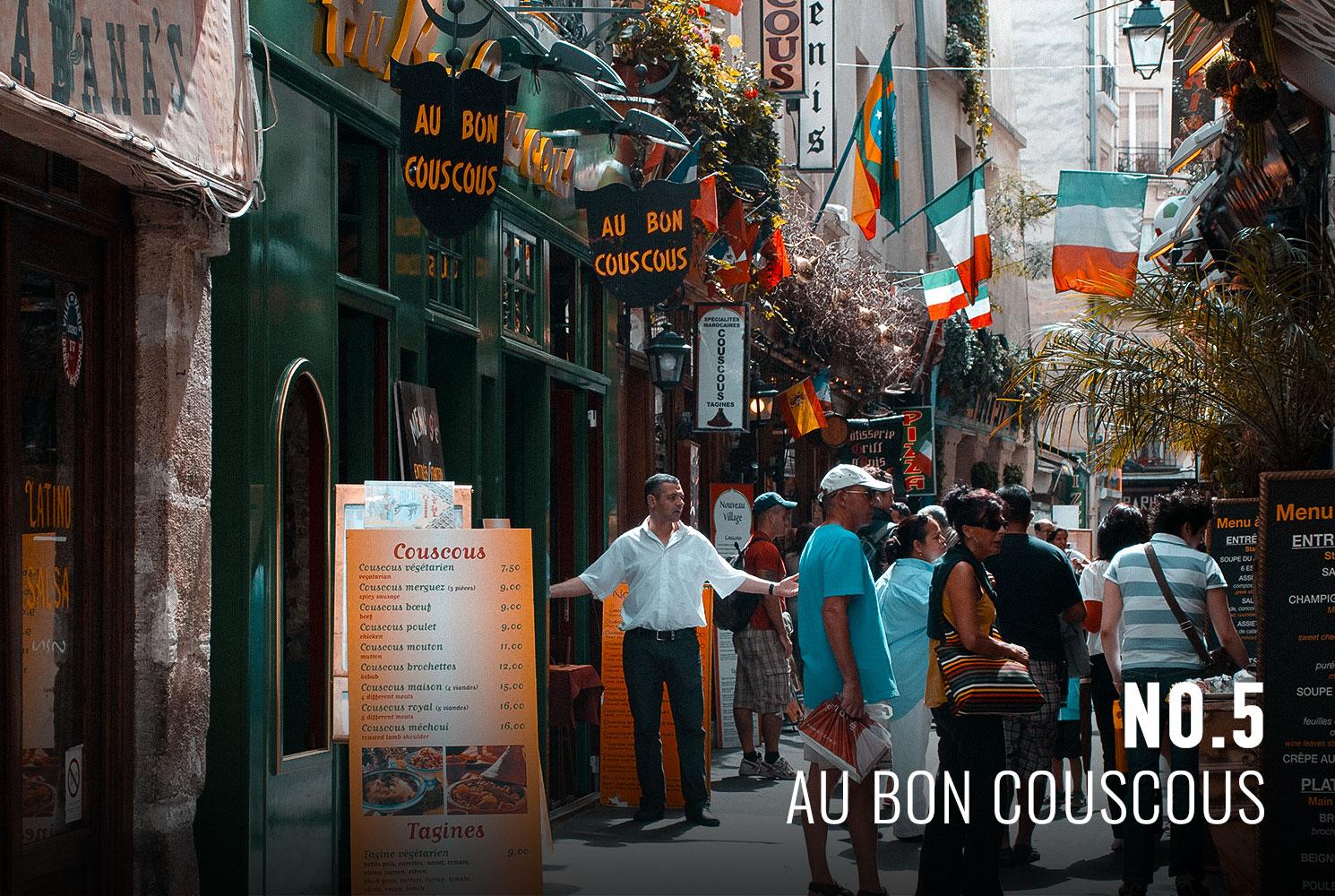 Au Bon Couscous