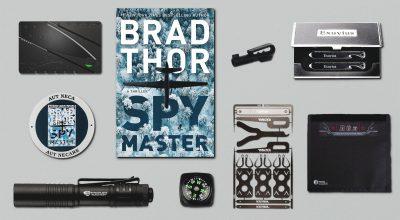 Win This Spymaster Spy Kit
