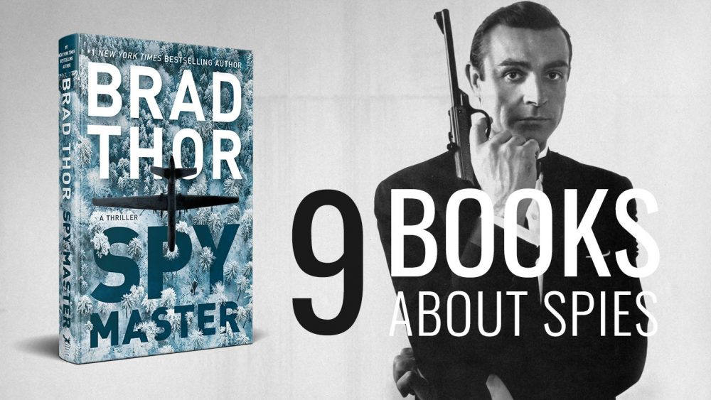 9 Books About Spies