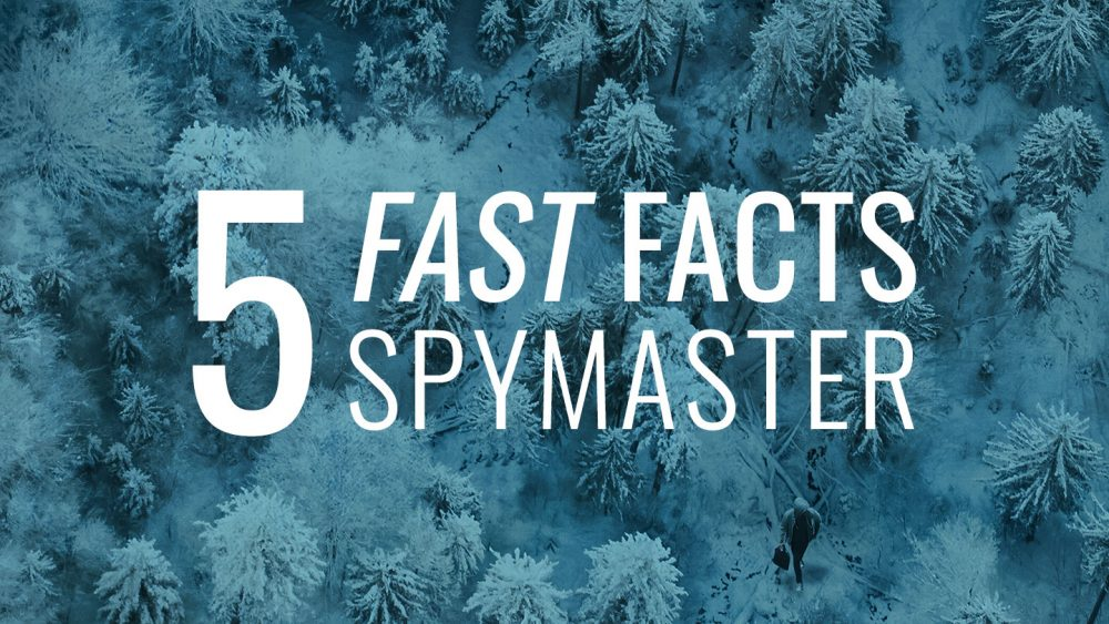 5 Fast Facts: SPYMASTER