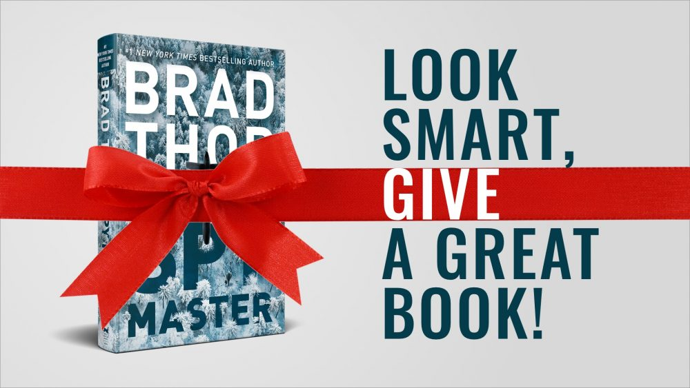 Look Smart, Give A Great Book!