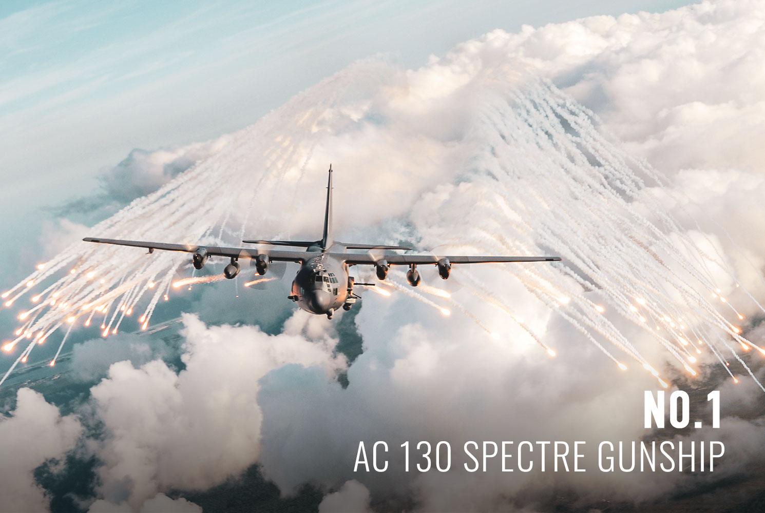 AC 130 Gunship