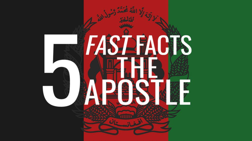5 Fast Facts: The Apostle