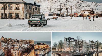 Destination: MURMANSK