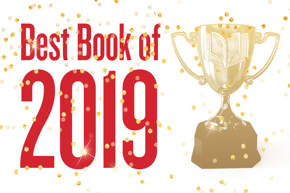 Breaking! BACKLASH: Best Book of 2019