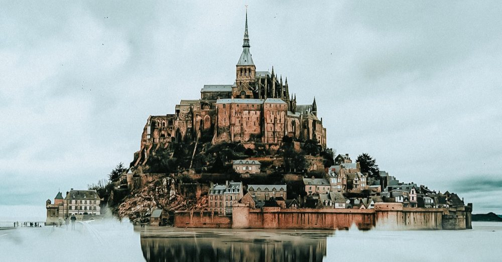 DESTINATION: Mont-Saint-Michel