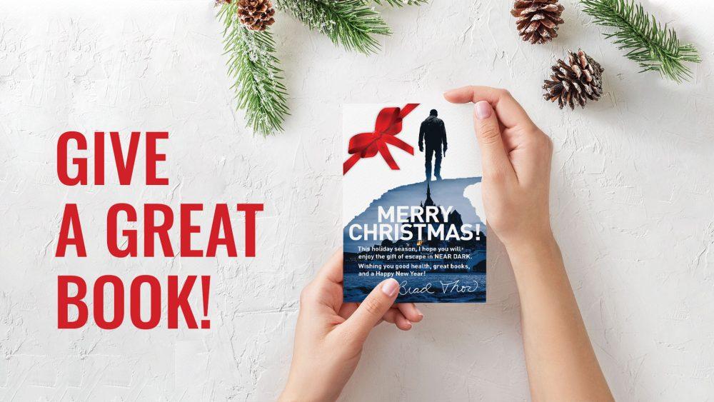 Exclusive NEAR DARK Christmas Card
