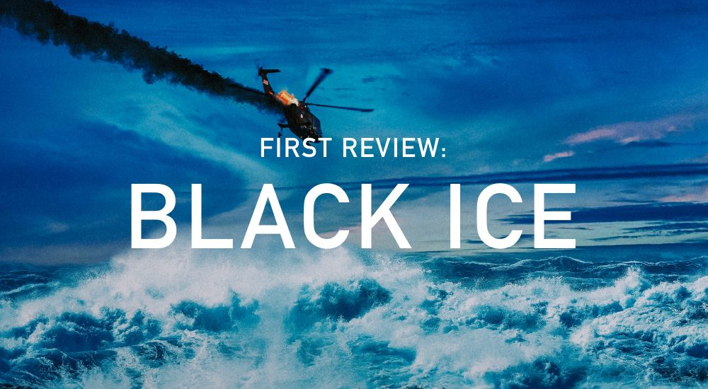 BLACK ICE: The First Review