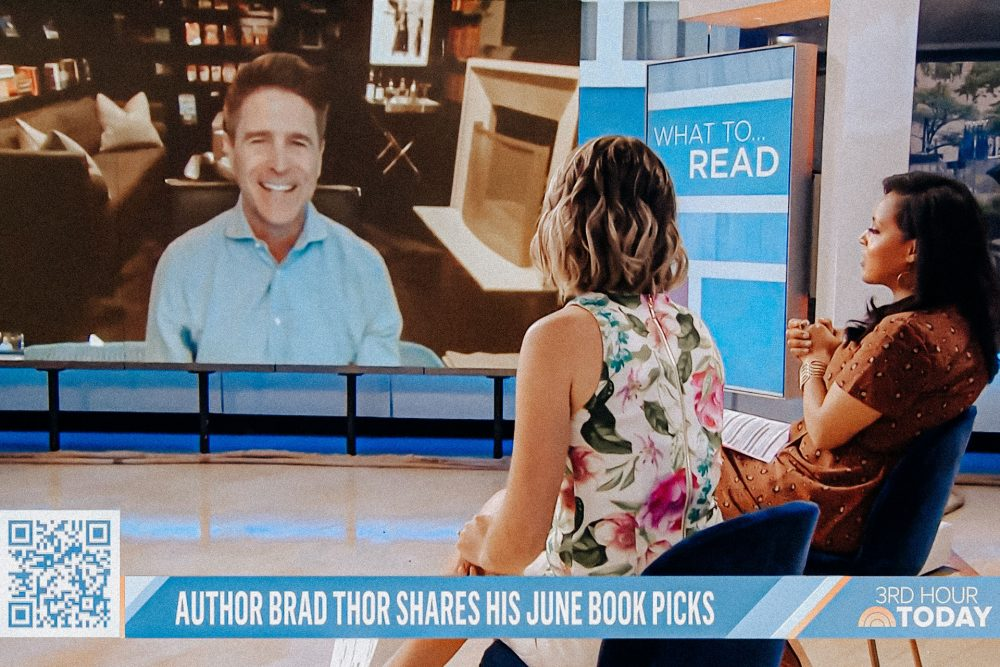 Brad's Summer Book Picks on The TODAY Show