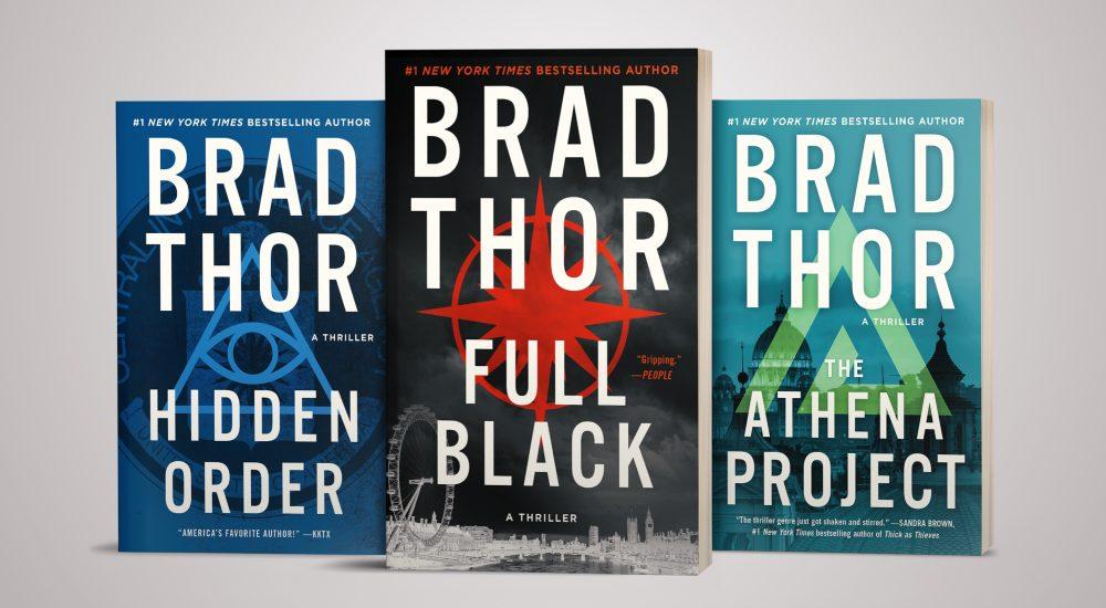 Three More Trade Paperback Blockbusters