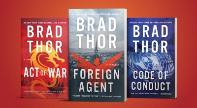Have you read these Brad Thor thrillers?