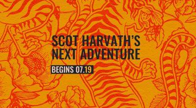 Scot Harvath's Next Adventure